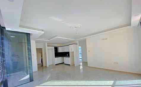 2 + 1 apartment in Alsancak is waiting for new owners, choice of 1 ve 2 floors!