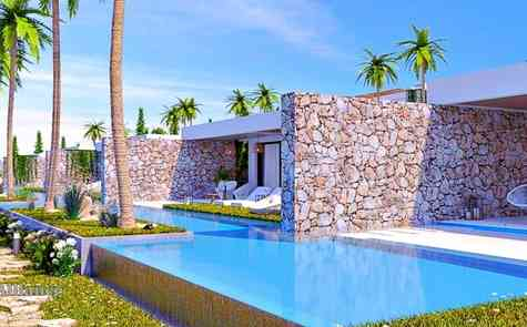 Luxury 3 bedroom apartments and penthouses with private pool