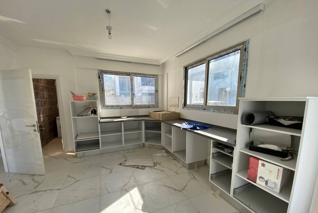 New modern design villa in Alsancak