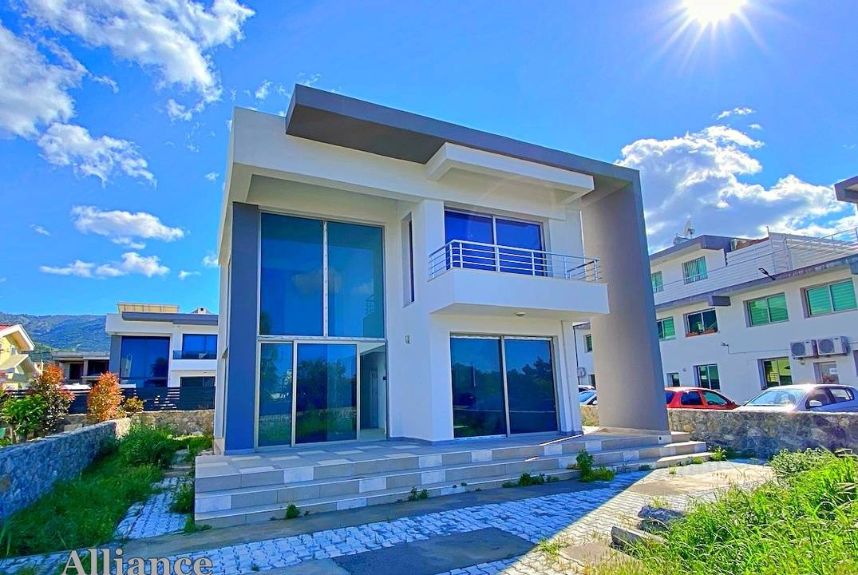 New modern design villa in Alsancak