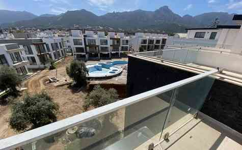 Luxury 3 bedroom townhouses in Kyrenia