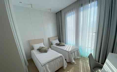 3 bedroom apartments and penthouses in a beautiful location on the sea