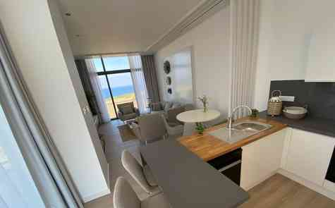 3 bedroom apartments and penthouses in a beautiful location by the sea