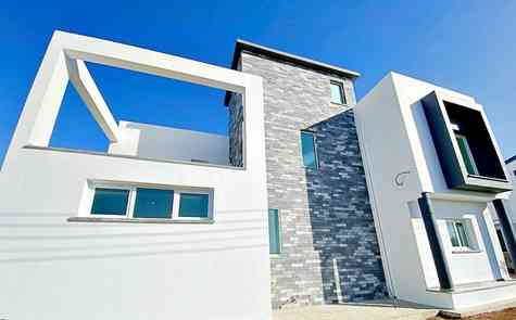 Modern design villas in Catalkoy- silence and  infrastructure