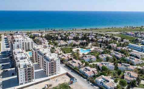 Apartments -Studios for sale- beach, infrastructure!