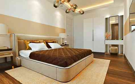 Apartments with two and three bedrooms in the center of Famagusta