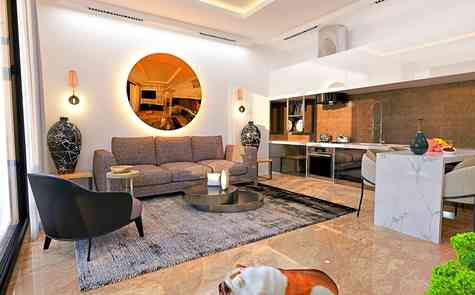 Luxury 2 bedroom apartments in a new complex in Iskele