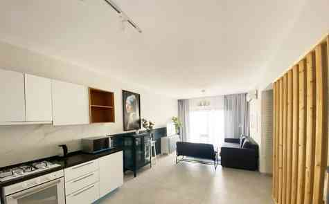 Studio apartments in beautiful complex in 300 meters from sandy beach