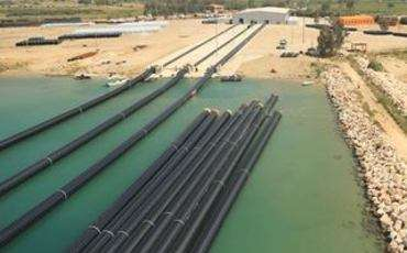 Water project from Turkey: TRNC to receive water in July