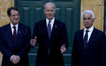 "Biden: ""US desires a swift decision in Cyprus"""