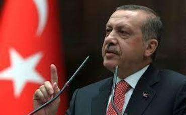 "Recep Tayyip Erdoğan: ""The first foreign trip will be a visit to the TRNC."""